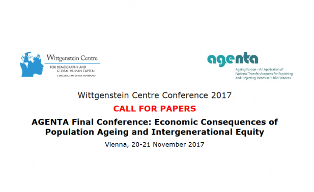 AGENTA Final Conference: Economic Consequences of Population Ageing and Intergenerational Equity