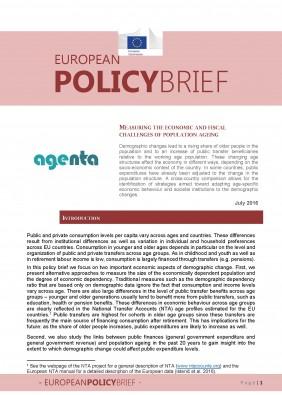 AGENTA Policy Brief No. 3