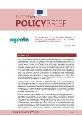 AGENTA Policy Brief No. 1