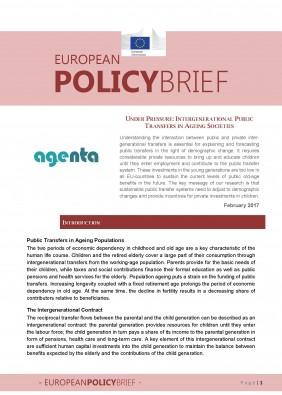 AGENTA Policy Brief No. 4